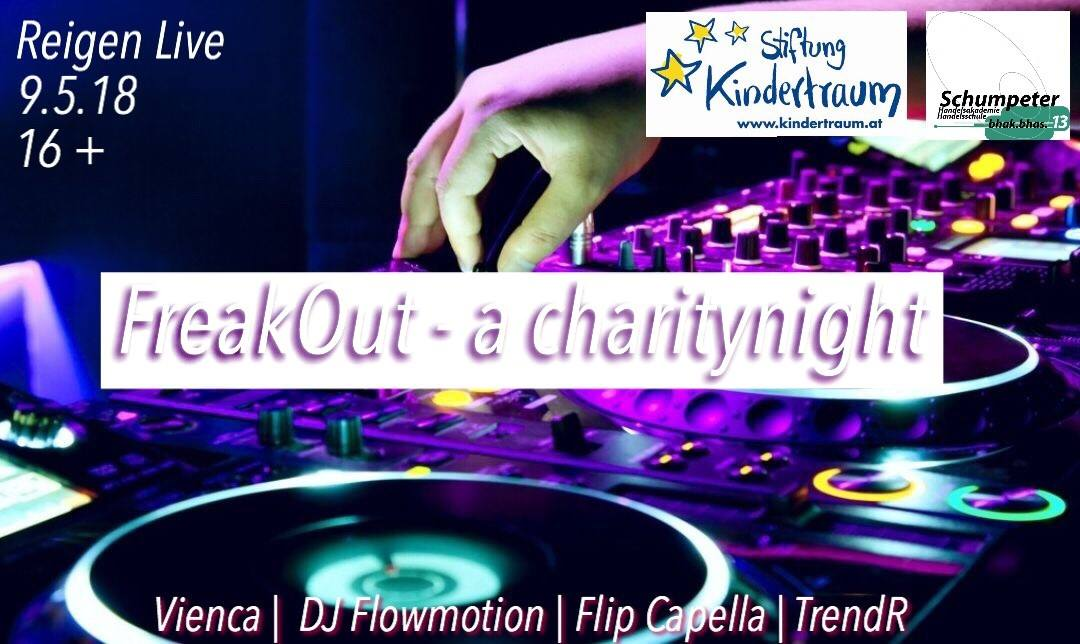 FreakOut Charity