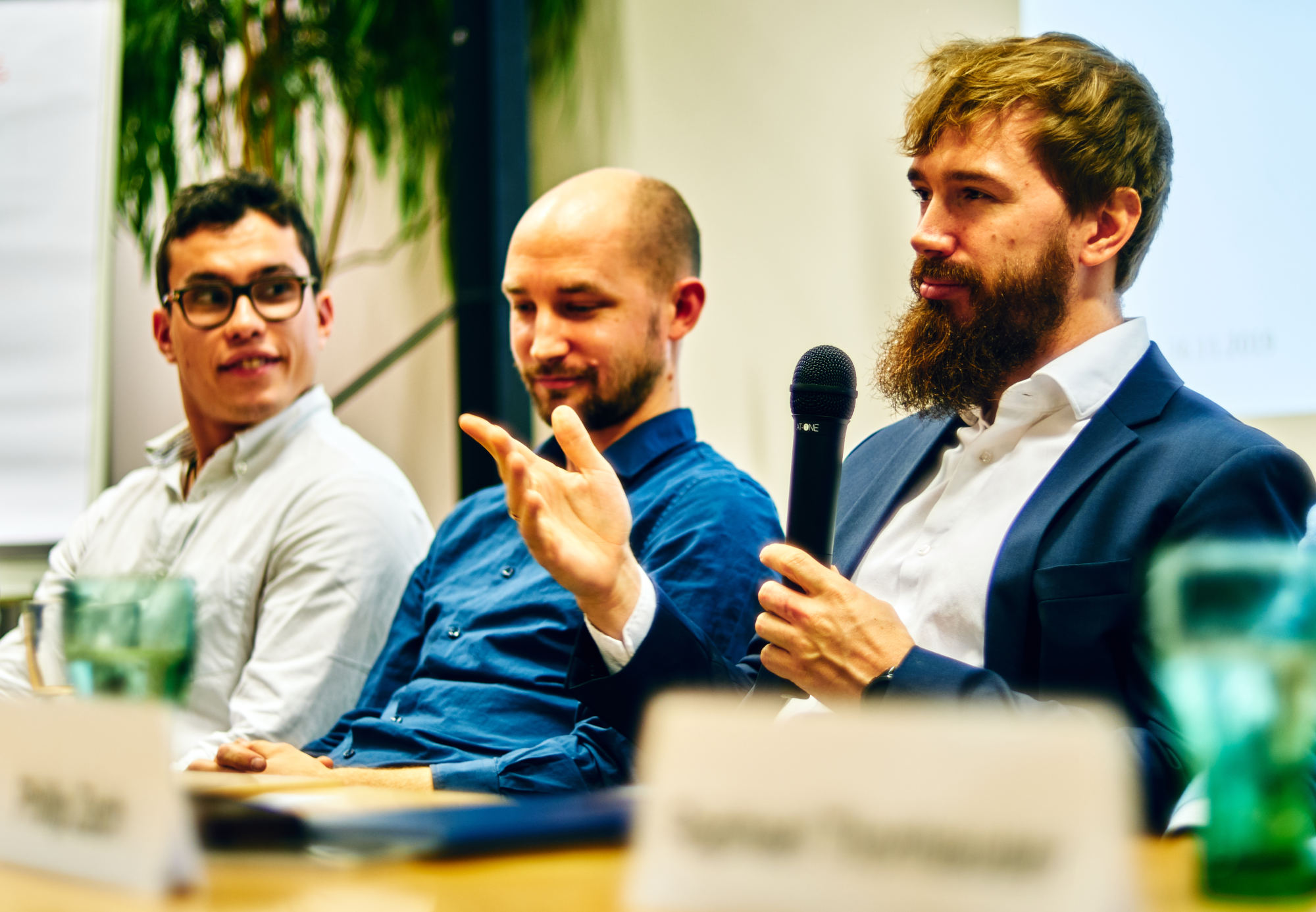 Entre­pre­neurship Night 2019 — nicht grund­los grün­den