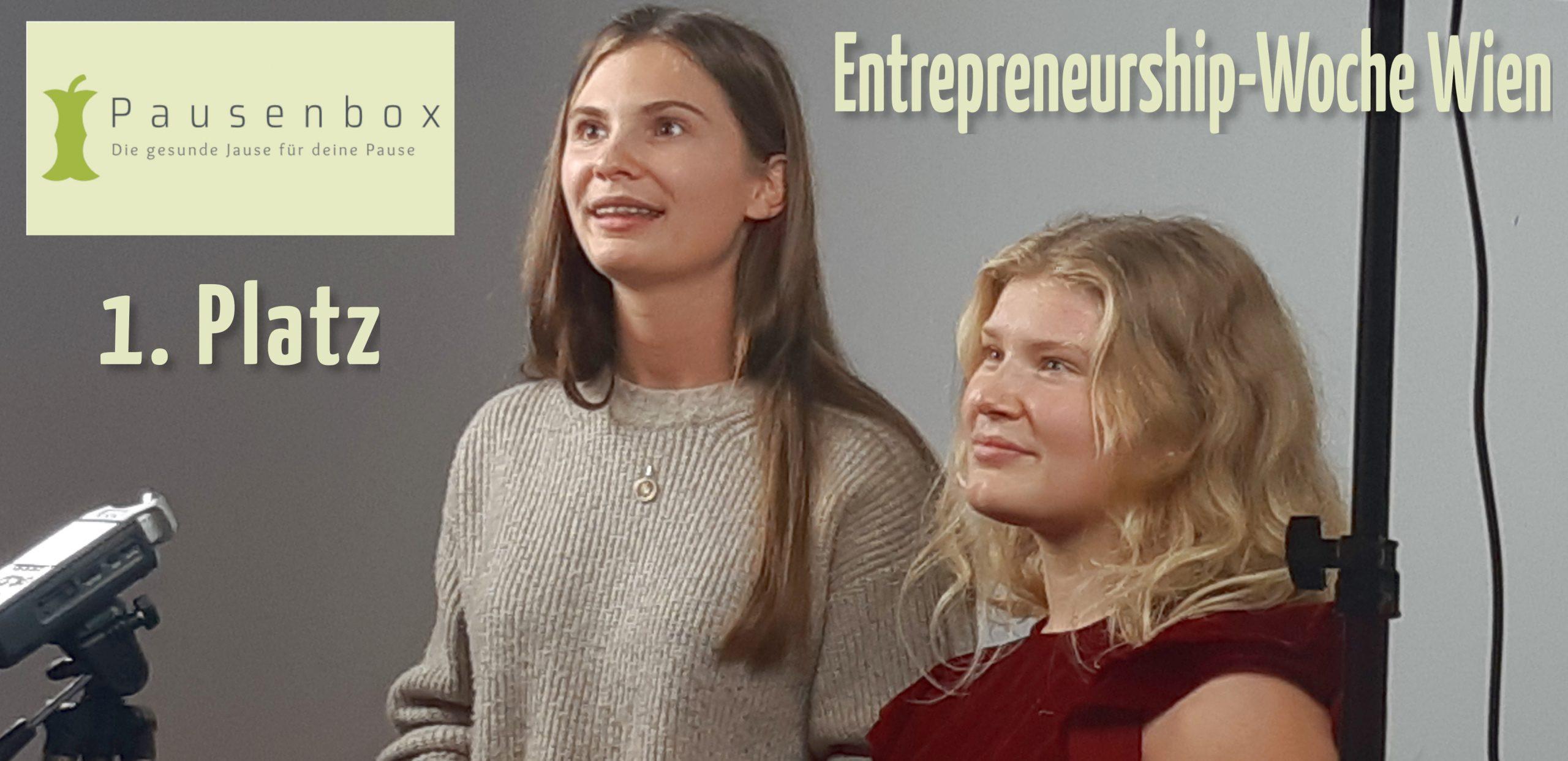 Entrepreneurship WocheWien