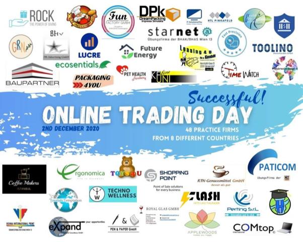 Online Trading Day der Universität Graz, 2. 12.2020